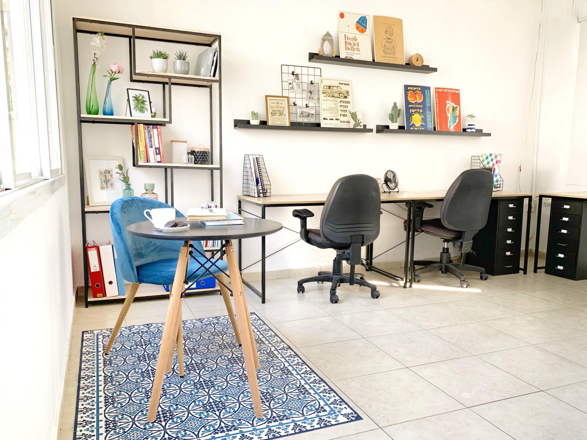 עיצוב משרד תל אביבי