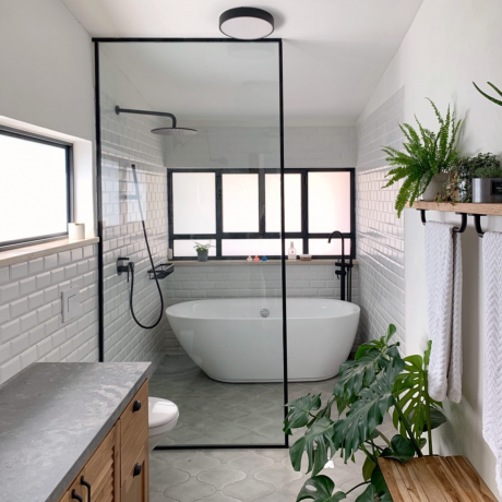 עיצוב והלבשת אמבטיה